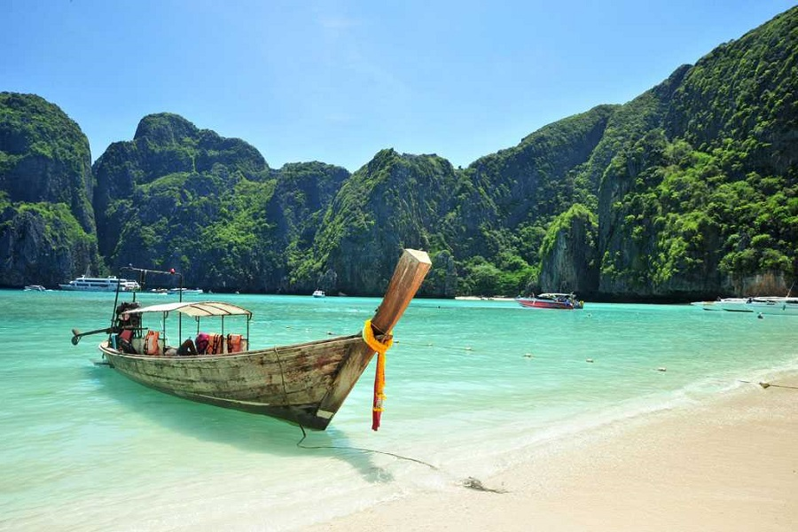 beaches in Andaman and Nicobar