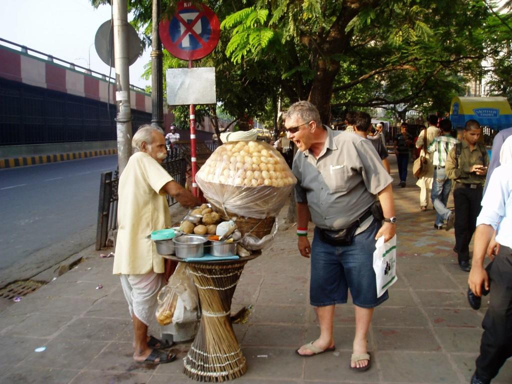 panipuri stall
