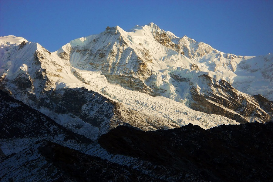 Mount Saramati Peak