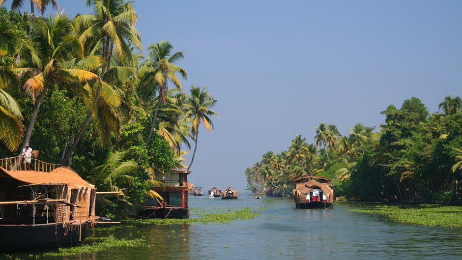 Great Backwaters of Kerala
