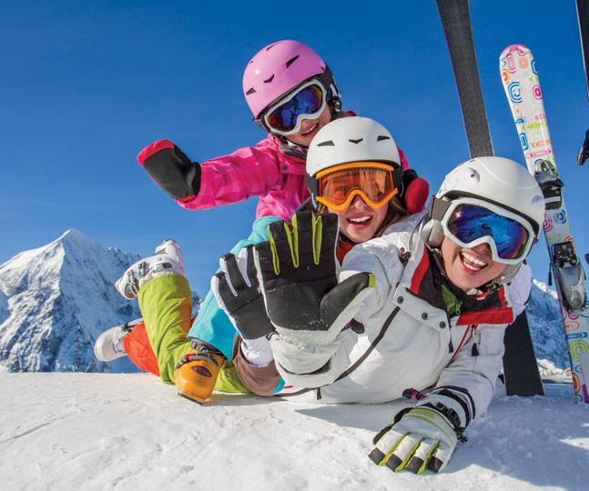 Skiing Kashmir