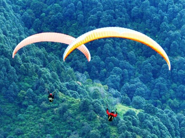 paragliding world cup in himachal