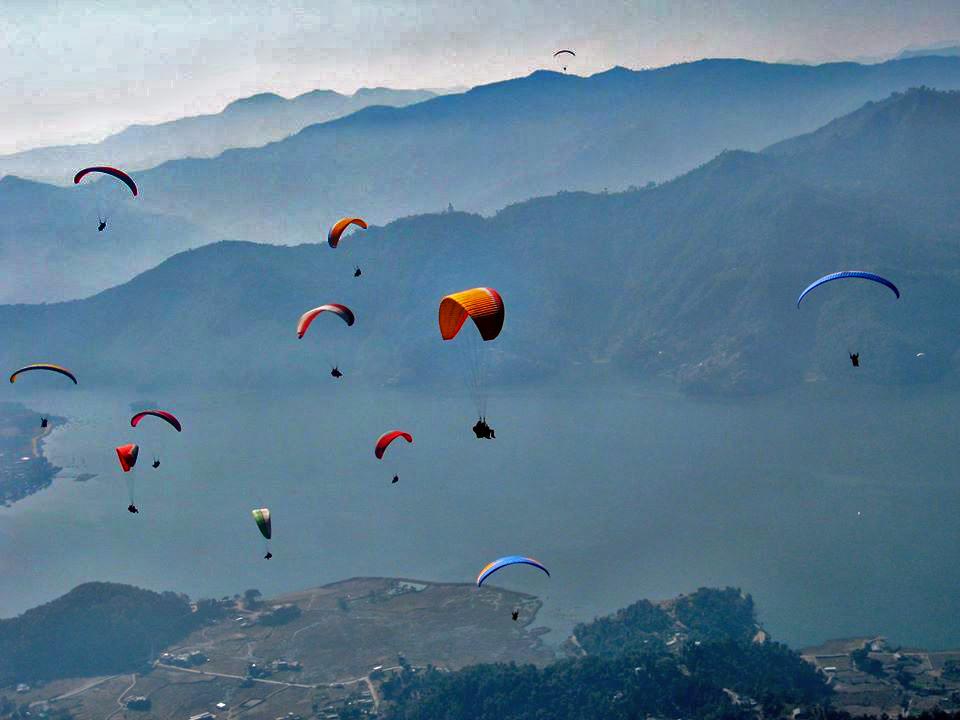 Bir Billing in Himachal Pradesh