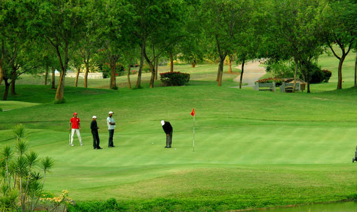Golf Tourism in India