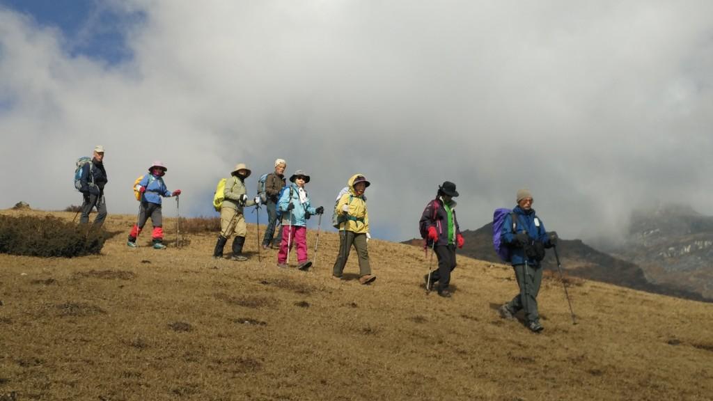 Goechala Trek, Sikkim Himalayas