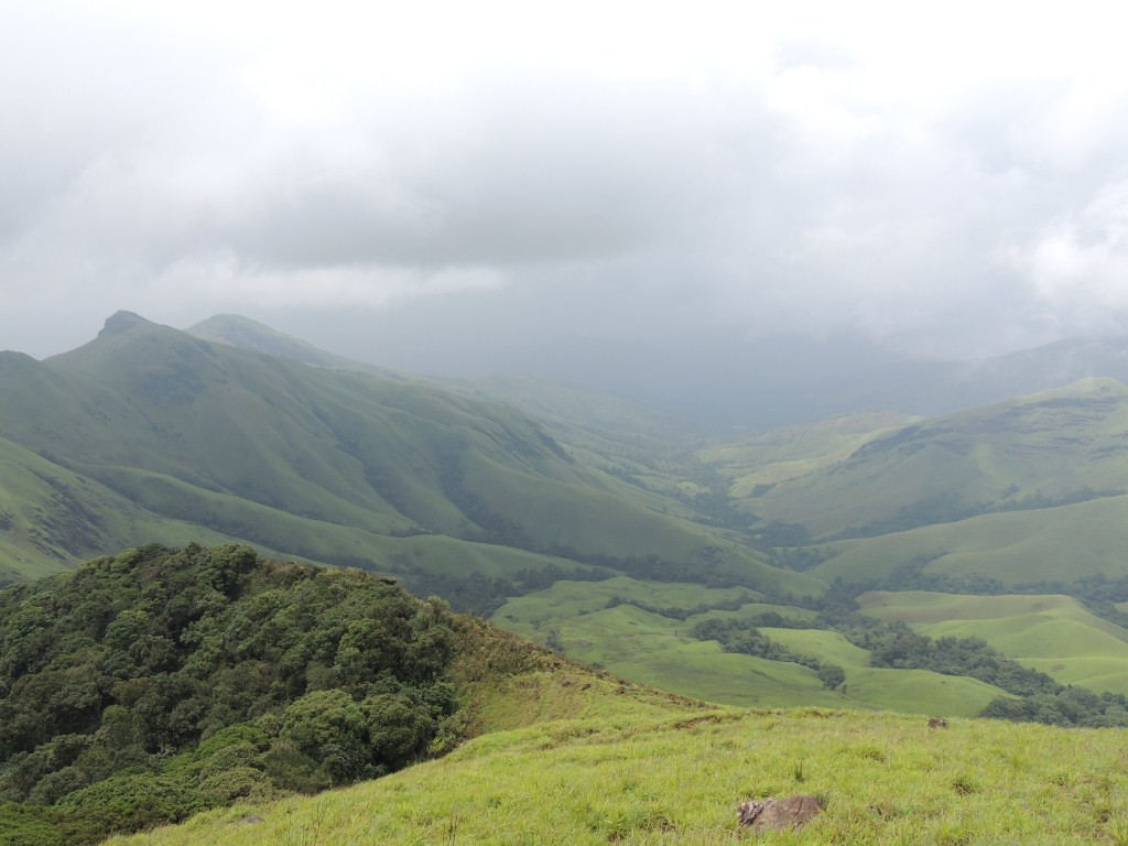 Kuduremukha peak