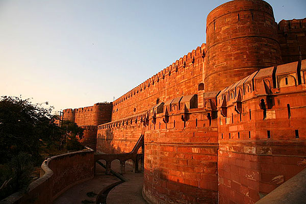 Red Fort in Agra
