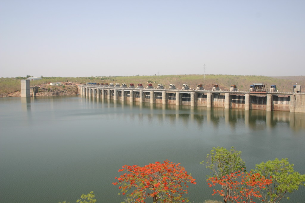 Indra Sagar Dam, Madhya Pradesh
