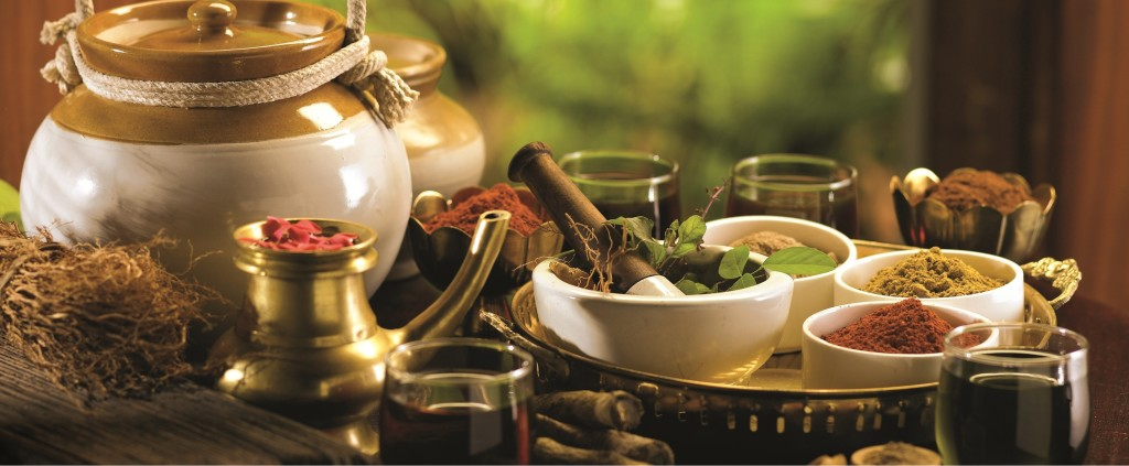Ayurveda Medicines for Massage