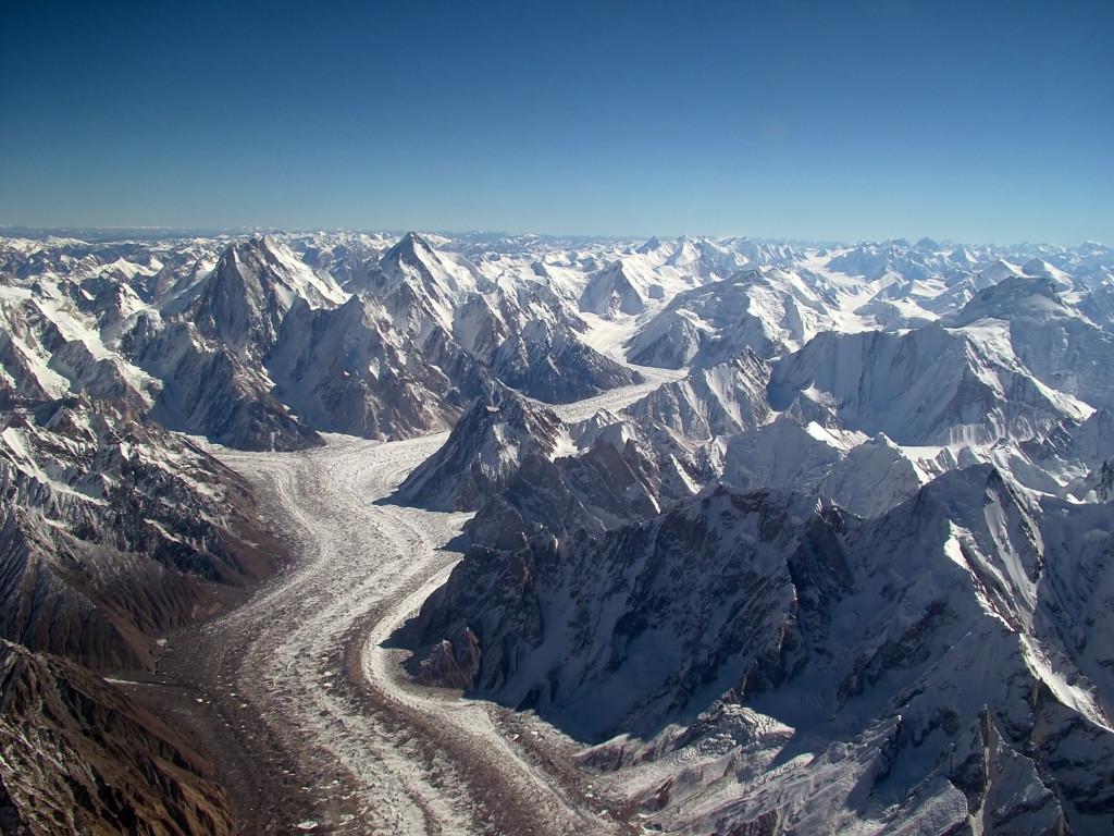 Karakoram Glacier