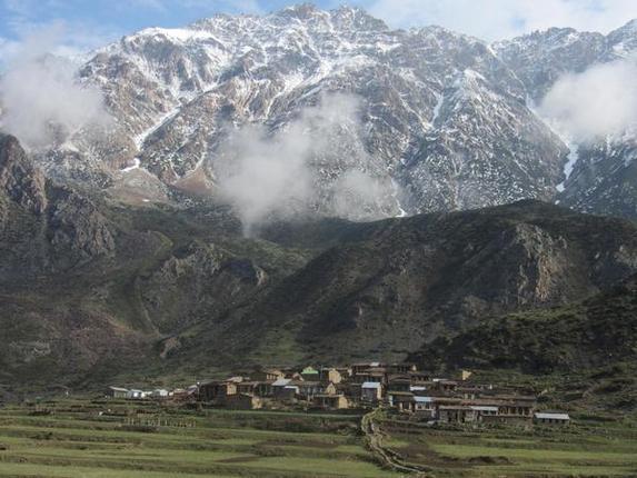 Kuthi Village