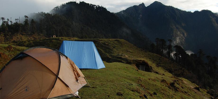 Gorichen Trek arunachal pradesh