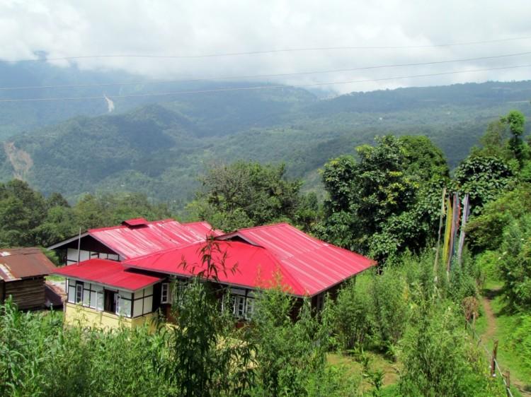 Kewzing South Sikkim