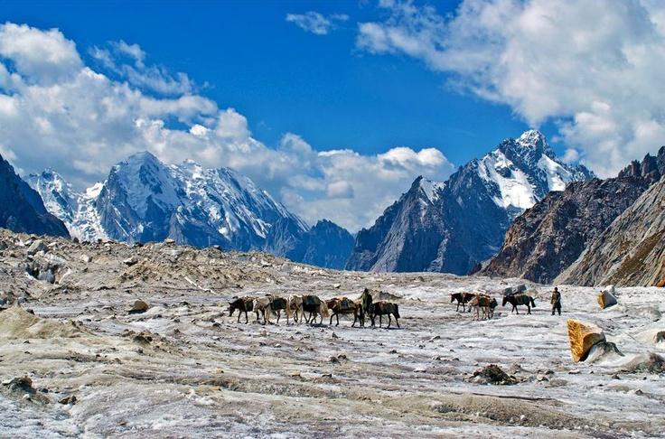Eastern Karakoram