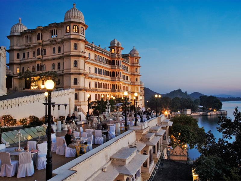 Hotel Fateh Prakash Udaipur