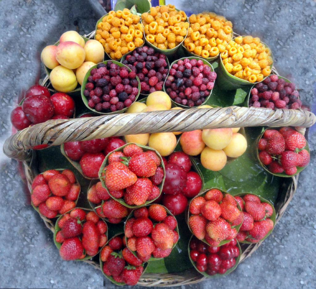 Kumaon's fruit basket