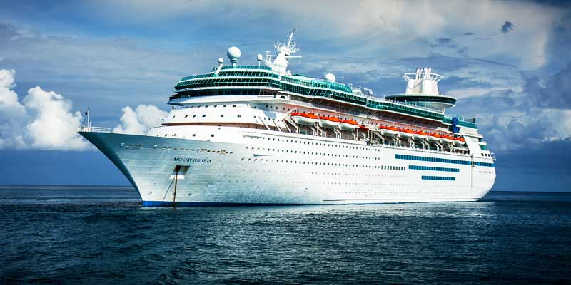 cruise tourism in India