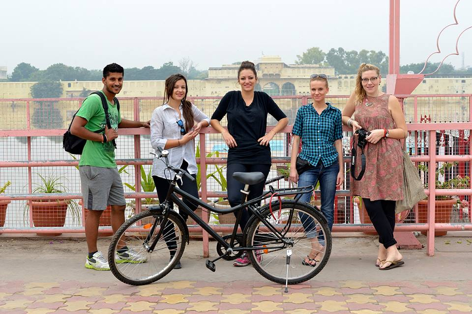 cycle tour in Rajasthan