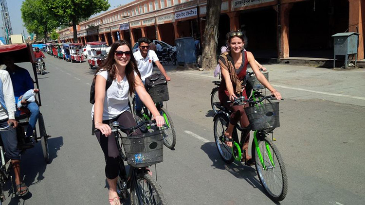 Jaipur cycling tours