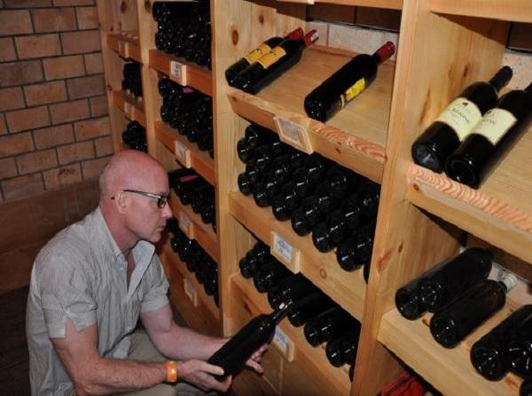 wine tour in India