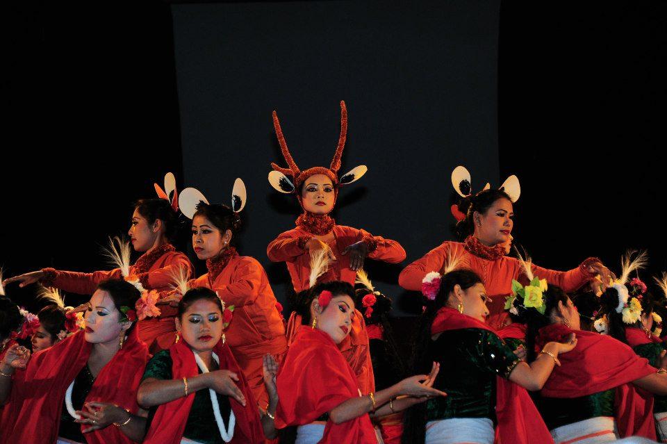 sangai deer dance manipur