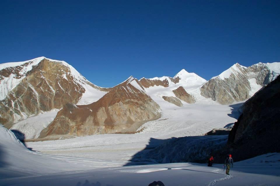 kalindi khal trekking expedition