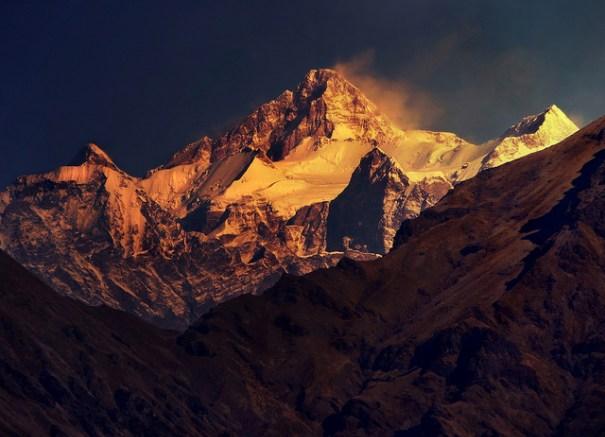 kamet peak expedition