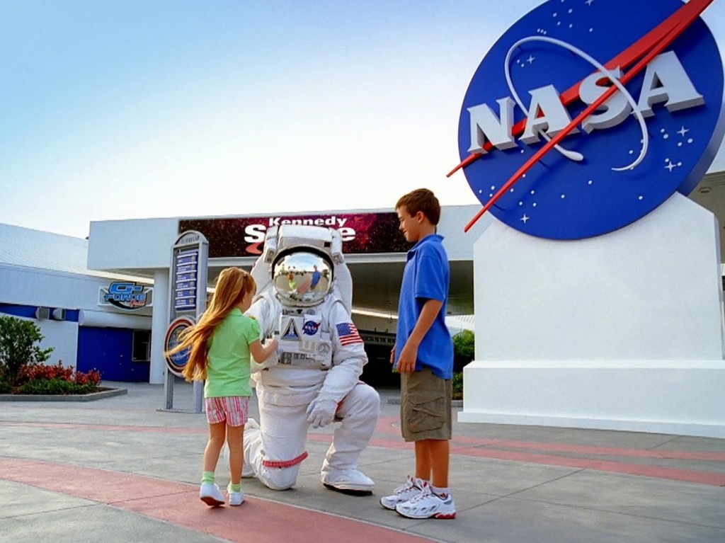 Kennedy Space Center Visit