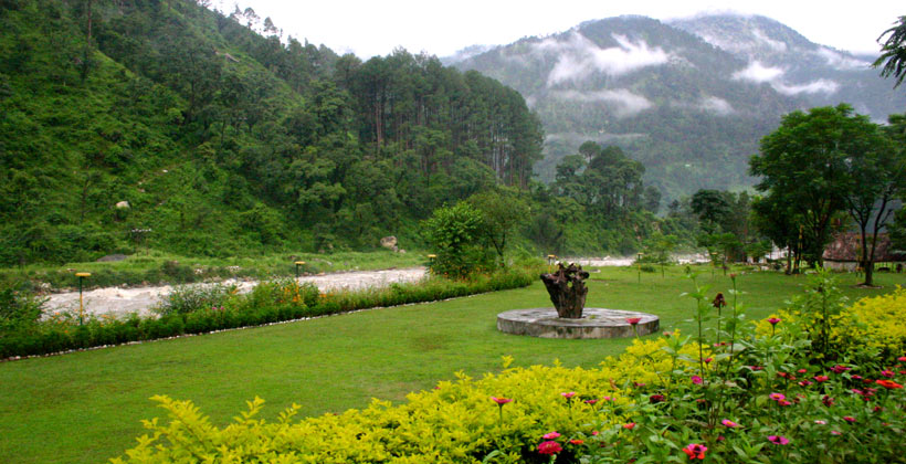 Garden View, Shikhar Nature Resort