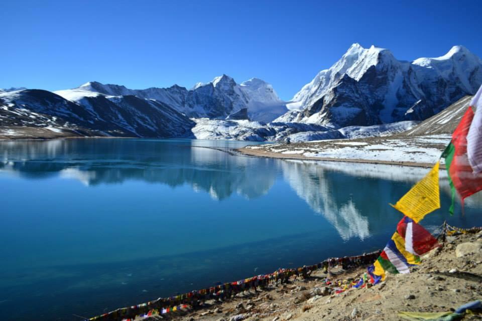 Gurudongmar Lake Sikkim