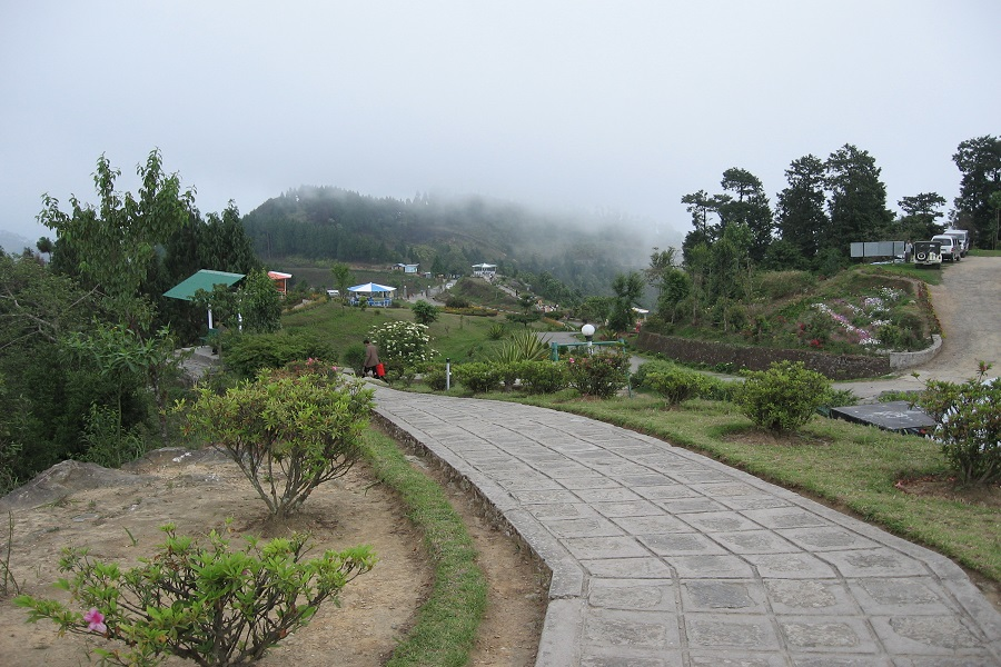 Sightseeing in Kalimpong