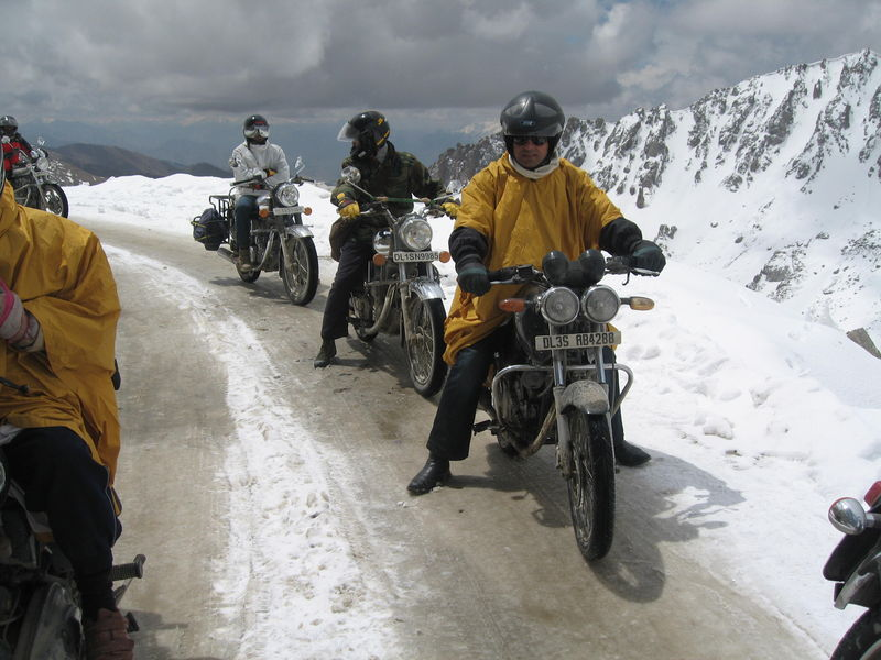 Manali Leh Mountain Bike