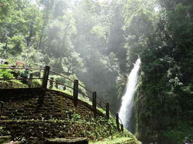 changey waterfalls, Sikkim
