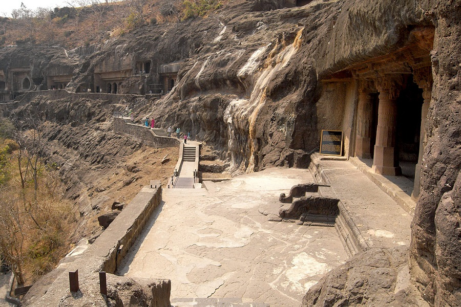 World Heritage Caves of Ajanta and Ellora