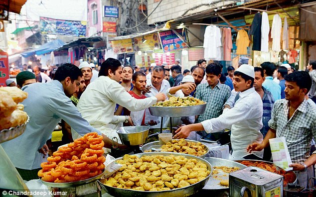 Street Foods of Chandni Chowk