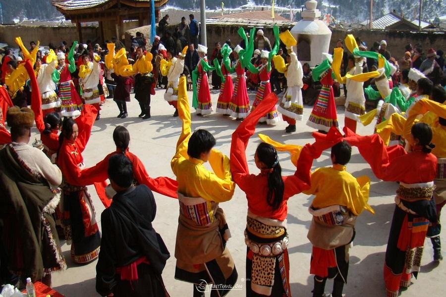 Hemis Festival in Ladakh 2017