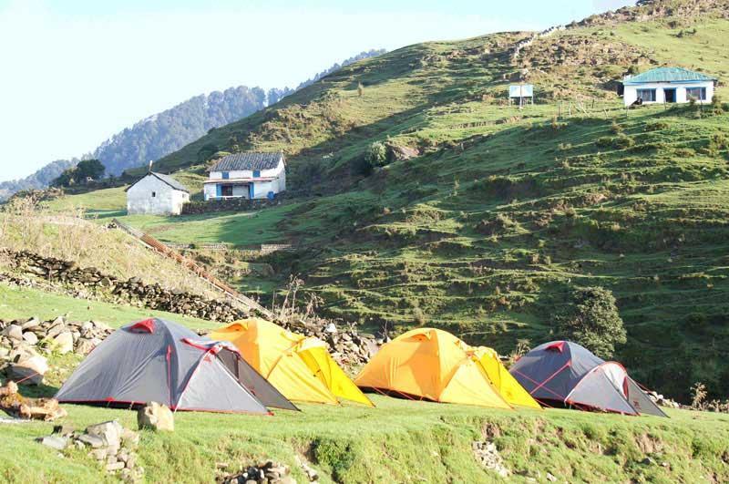 Camping at Shimla – Himachal Pradesh