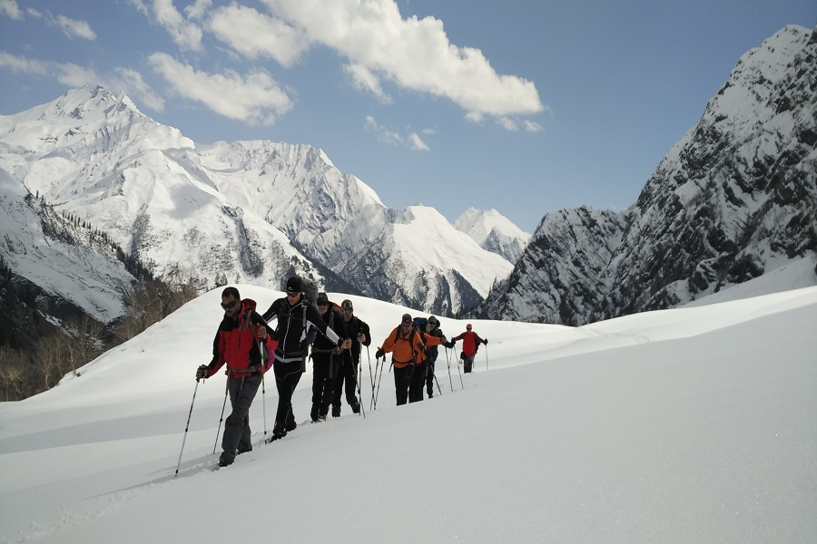 Mount Friendship Expedition