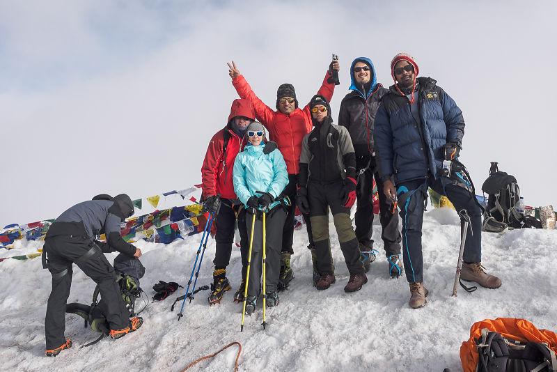 Stok Kangri summit (6153 m)1