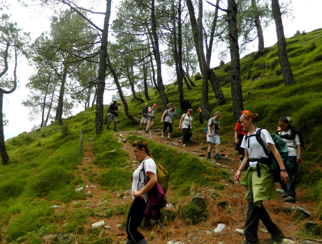 trekking & hiking tour for women only