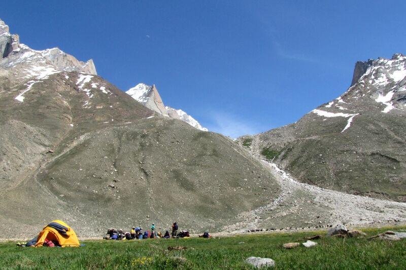 Mount Kun Expedition