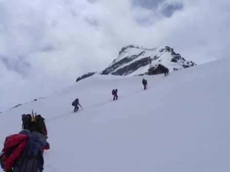 Mount Satopath Expedition