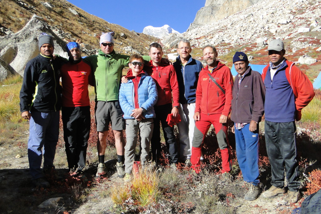 Mount Kedar Dome Expedition