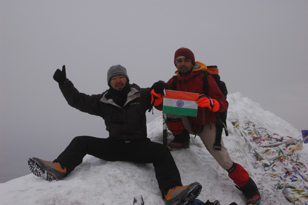 Mount Stok Kangri