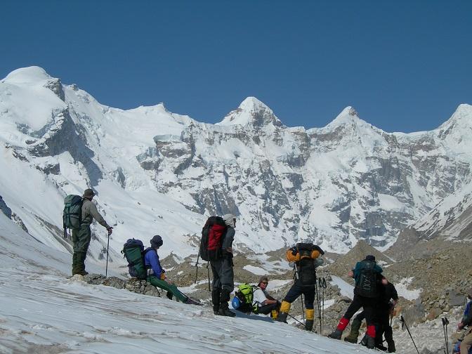Mount Kamet Expedition