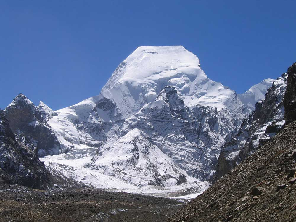 Mount Satopanth Peak
