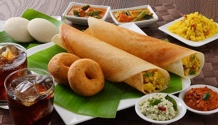 south indian traditional food