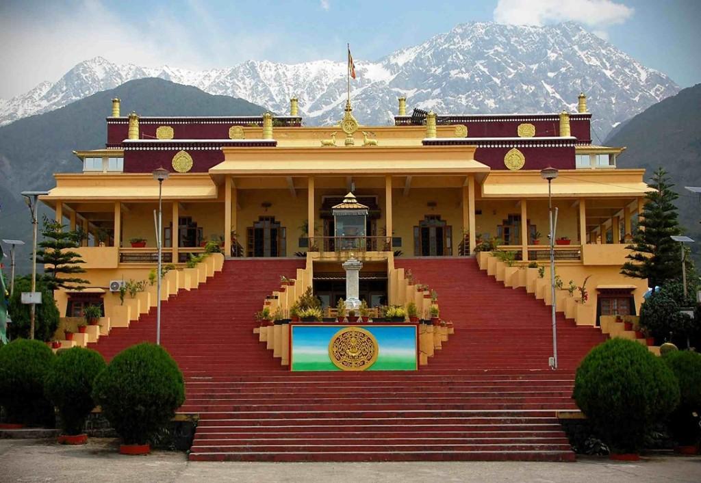 Gyuto Monastery, Himachal