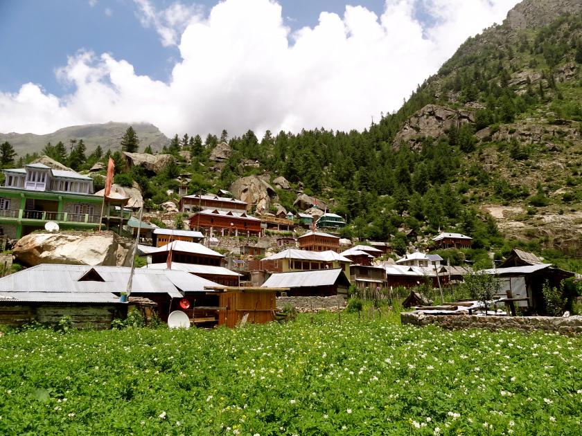 Sangla Valley, Kinnaur - Himachal