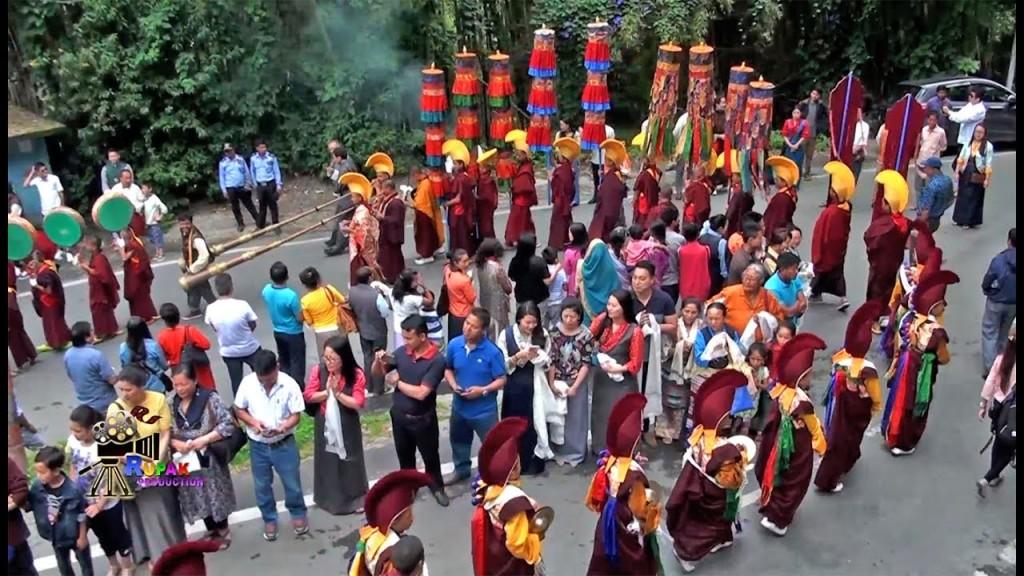 Saga Dawa Festival Sikkim